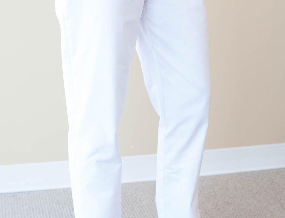 Joseph Ribkoff Button Detail Pant