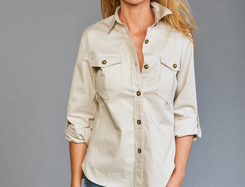 Claridge & King Safari Shirt