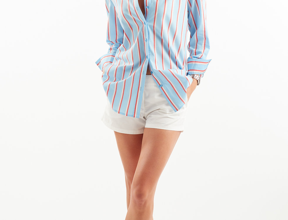Finley Monica Sparkle Stripe Shirt