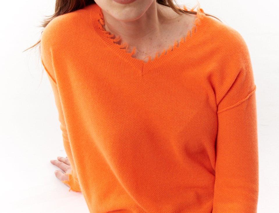 Lisa Todd Cutting Edge Sweater