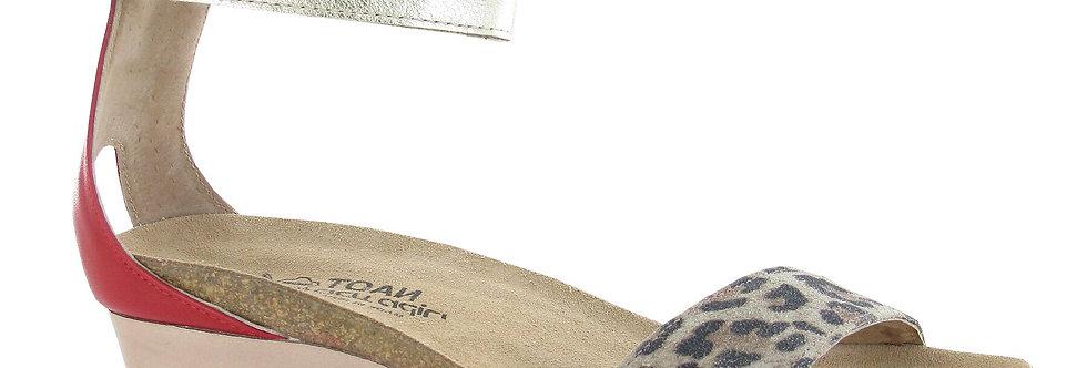 Naot Pixie Cheetah Sandal