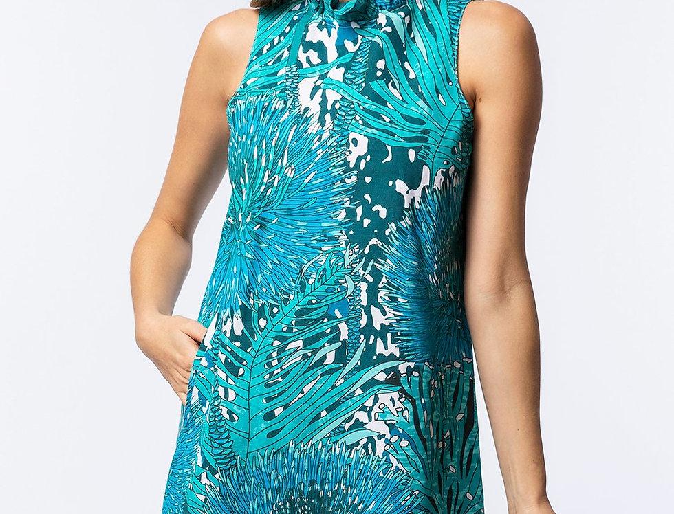 Tyler Boe Stella Reef Print Dress