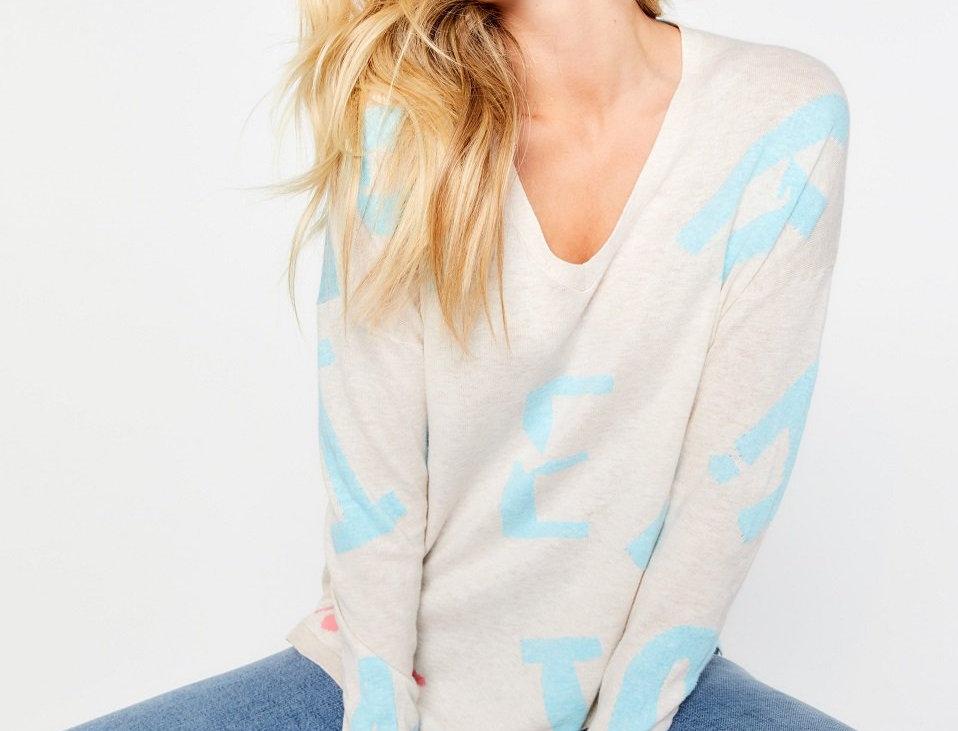 Lisa Todd Misbehaving Sweater