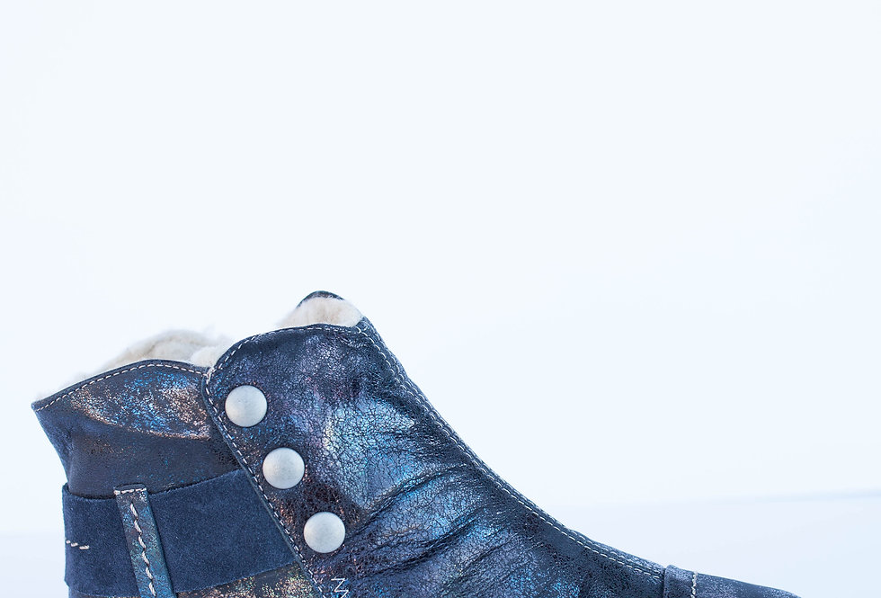 Cloud Aline Boot Cosmic Blue