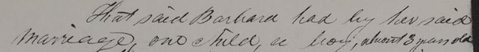 Barbara Slaughter v. Joseph E. Slaughter divorce 1859