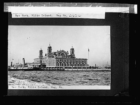 Ellis Island here I come