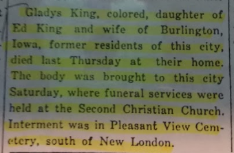 Gladys King-colored-funeral-services