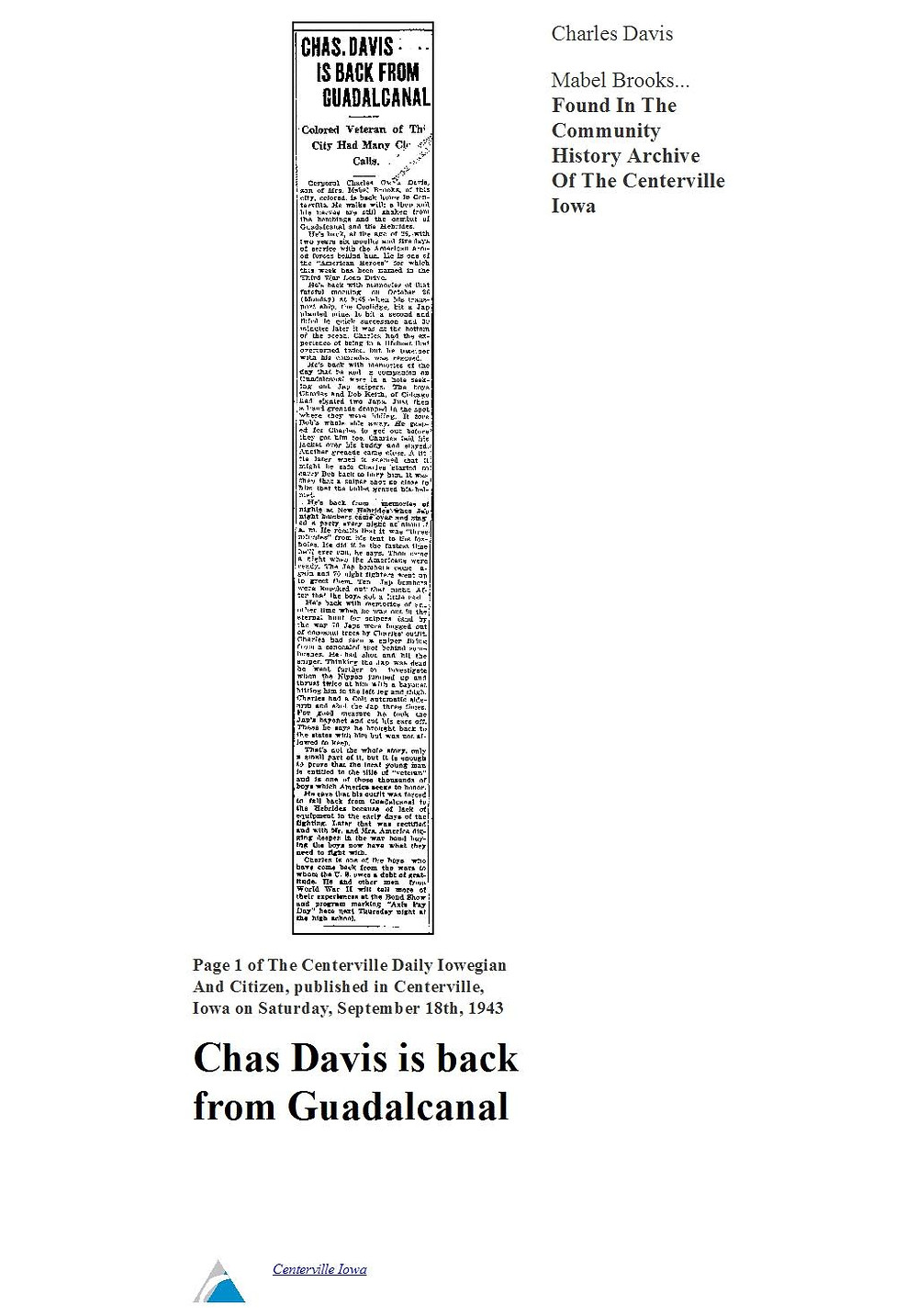 chas-davis-is-back-from-guadalcanal