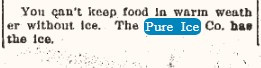 Prue-Ice-Company