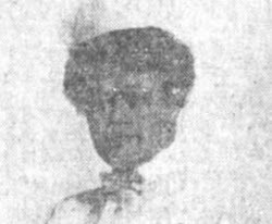 Iowa's Only Registered Negro Nurse