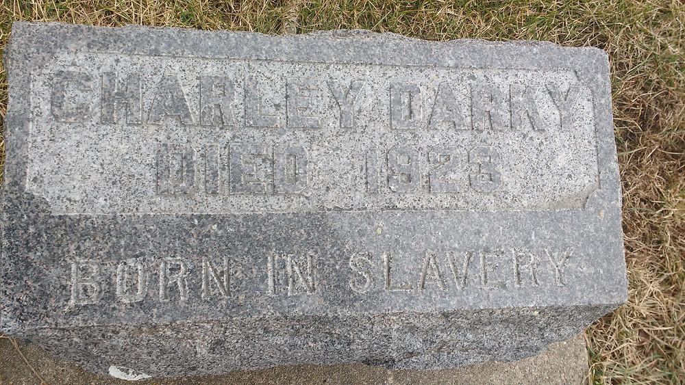 Charley-Darky-Died-1923-Born-in -Slavery