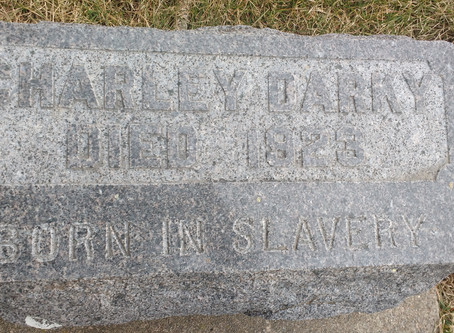 Whose name is that on my headstone?