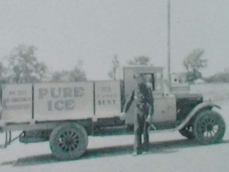 Schuyler Jones and the Pure Ice Company