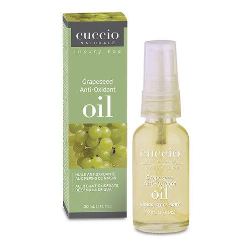 Cuccio-grapeseed hand anti-oxidant oil 葡萄籽抗氧化精華液