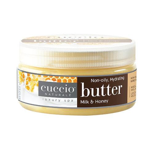Cuccio-milk & honey butter 牛奶蜜糖深層營養霜