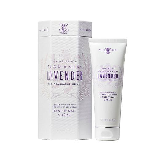 Maine Beach-Tasmanian lavender hand & nail crème 塔斯曼尼亞薰衣草手部及指甲修護霜