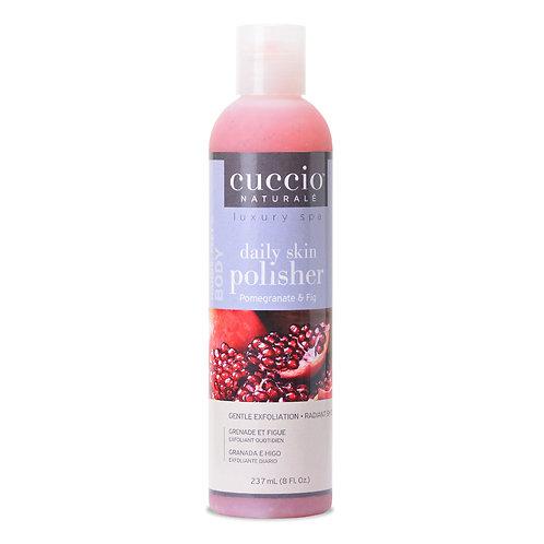 Cuccio-pomegranate & fig daily skin polisher 紅石榴無花果幼珠磨砂