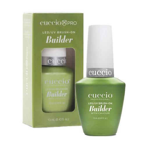 Cuccio-LED/UV brush on builder gel with calcium 含鈣造型啫哩