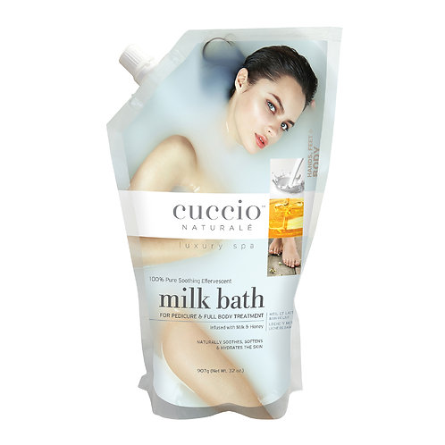 Cuccio-milk bath 牛奶浸浴粉