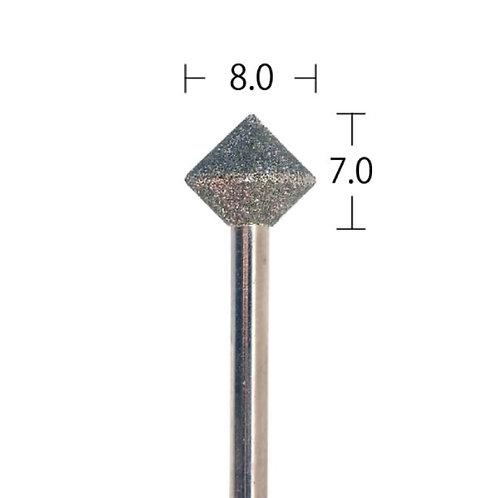 Upower-french fill diamond bit 法邊鑽石軸頭