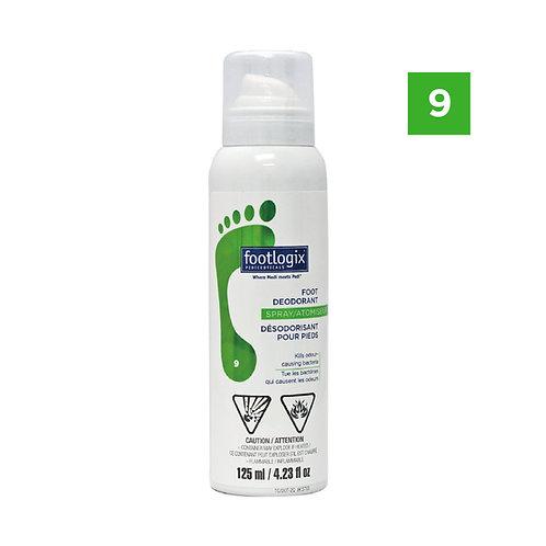 Footlogix-shoe deodorant 茶樹油除鞋臭噴霧