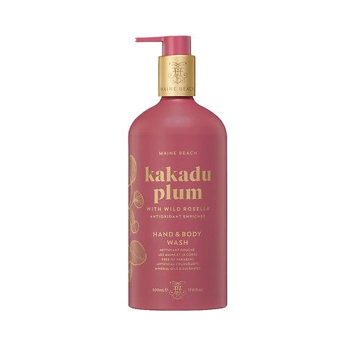 Maine Beach-kakadu plum hand & body wash 卡卡度果手部及身體沐浴乳