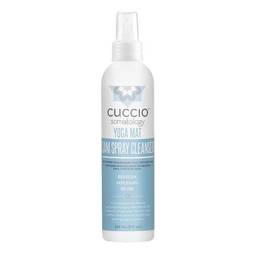 Cuccio-yoga mat sani spray cleanser 瑜伽墊消毒噴霧