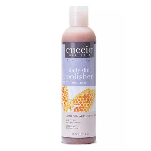Cuccio-milk & honey daily skin polisher 牛奶蜜糖幼珠磨砂