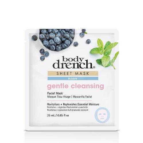 Body Drench-gentle cleansing bubble sheet mask 溫和清潔泡泡面膜