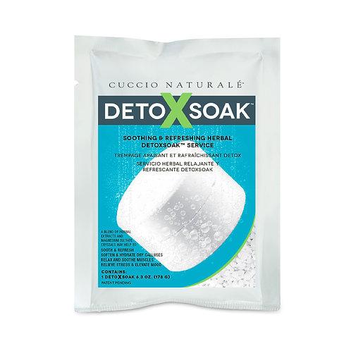 Cuccio-detox soak 淨化排毒足浴