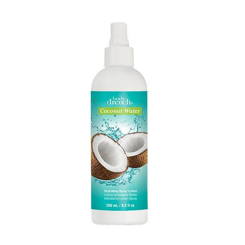 Body Drench-coconut water hydrating spray lotion 椰子水身體噴霧乳霜