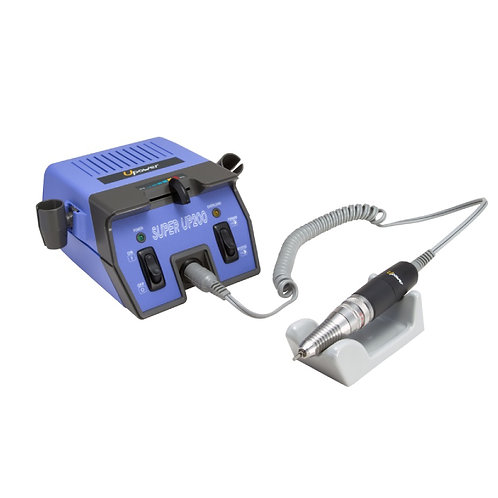 Upower-electric nail drill 指甲電鑽 (套裝) SUP203+SUG12 (紫色方形)