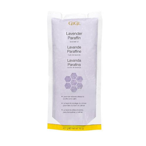 Gigi-lavender paraffin 薰衣草巴拿芬蠟