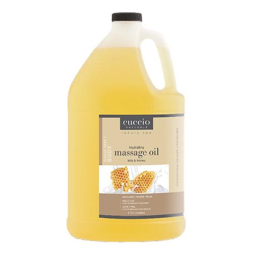 Cuccio-milk & honey hydrating massage oil 牛奶蜜糖高效保濕按摩油