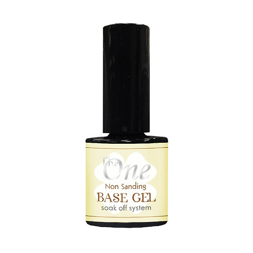 The One-Japan non sanding base gel 免磨底層啫喱