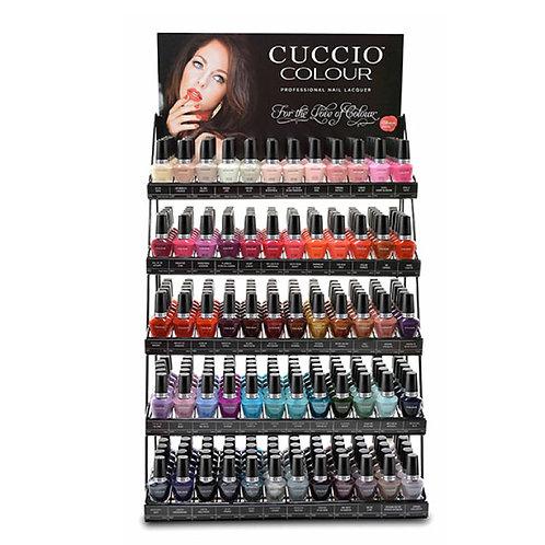 Cuccio-wive unit display 360支甲油架 (60色)