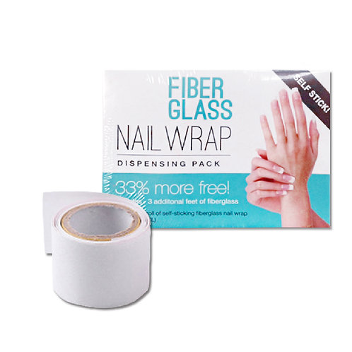 Star Nail-fiberglass nail wrap dispensing pack 修補指甲絲布