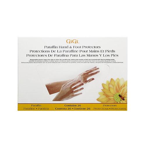 Gigi-paraffin hand & foot protectors 手足保護套