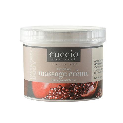 Cuccio-pomegranate & fig massage crème 紅石榴無花果深層按摩霜