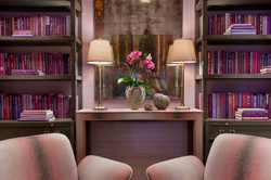 Jeffrey Fisher Home Luxury Interior Design Imagined Home Decor Office Study
