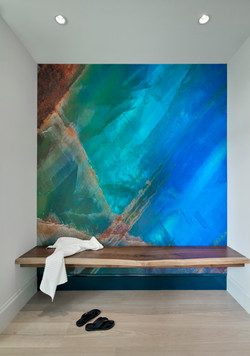 Jeffrey Fisher Home Luxury Interior Design Imagined Home Decor Foyer Design