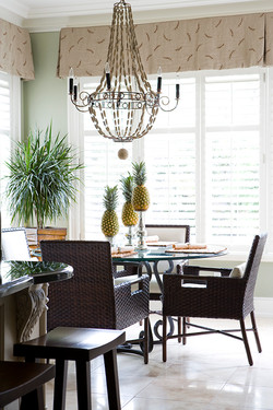 Jeffrey Fisher Home Luxury Interior Design Imagined Home Decor Breakfast Room