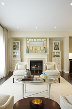 Jeffrey Fisher Home Luxury Interior Design Imagined Home Decor Living Room Fireplace