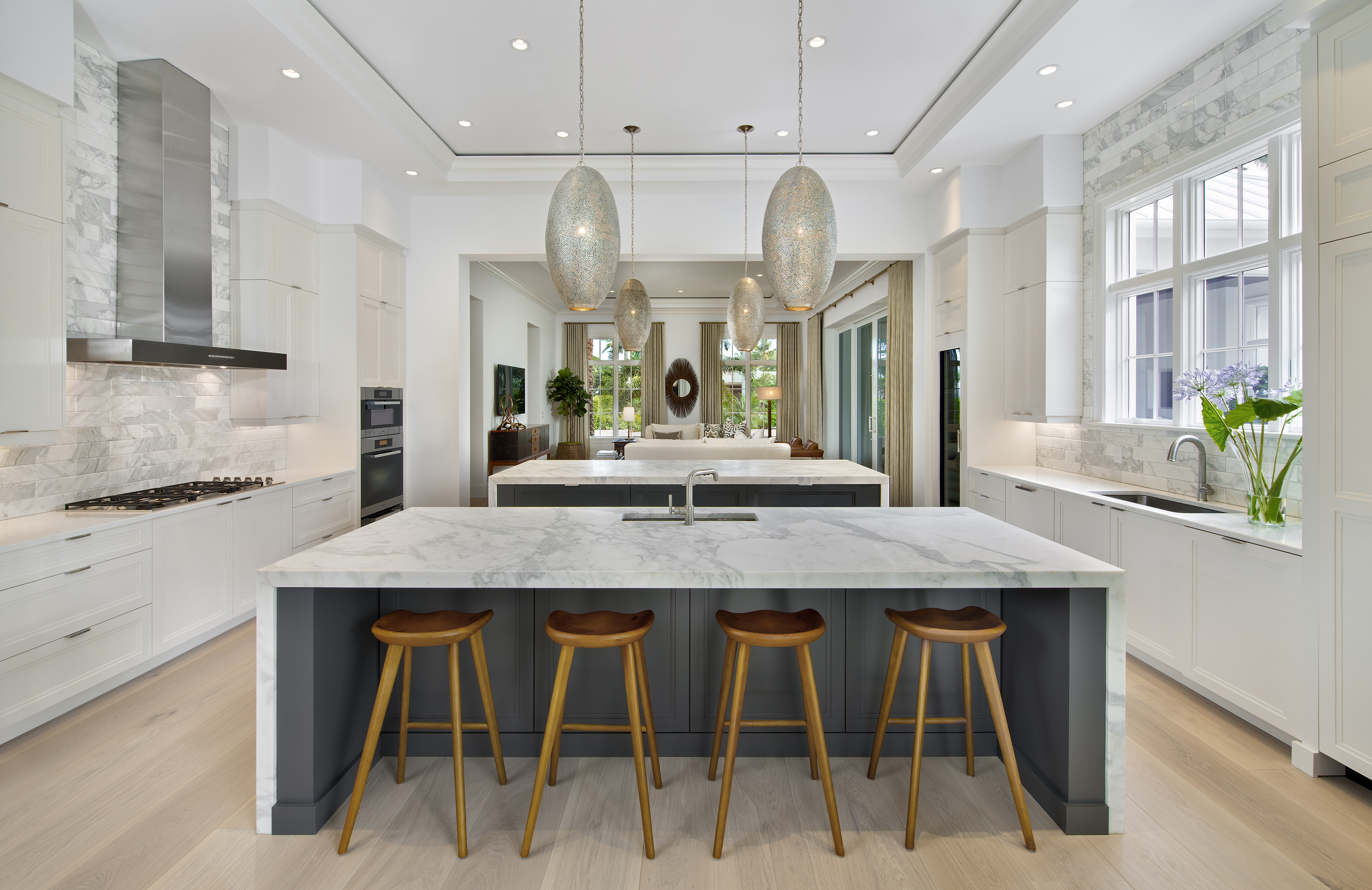 Jeffrey Fisher Home Luxury Interior Design Imagined Home Decor Custom Kitchen