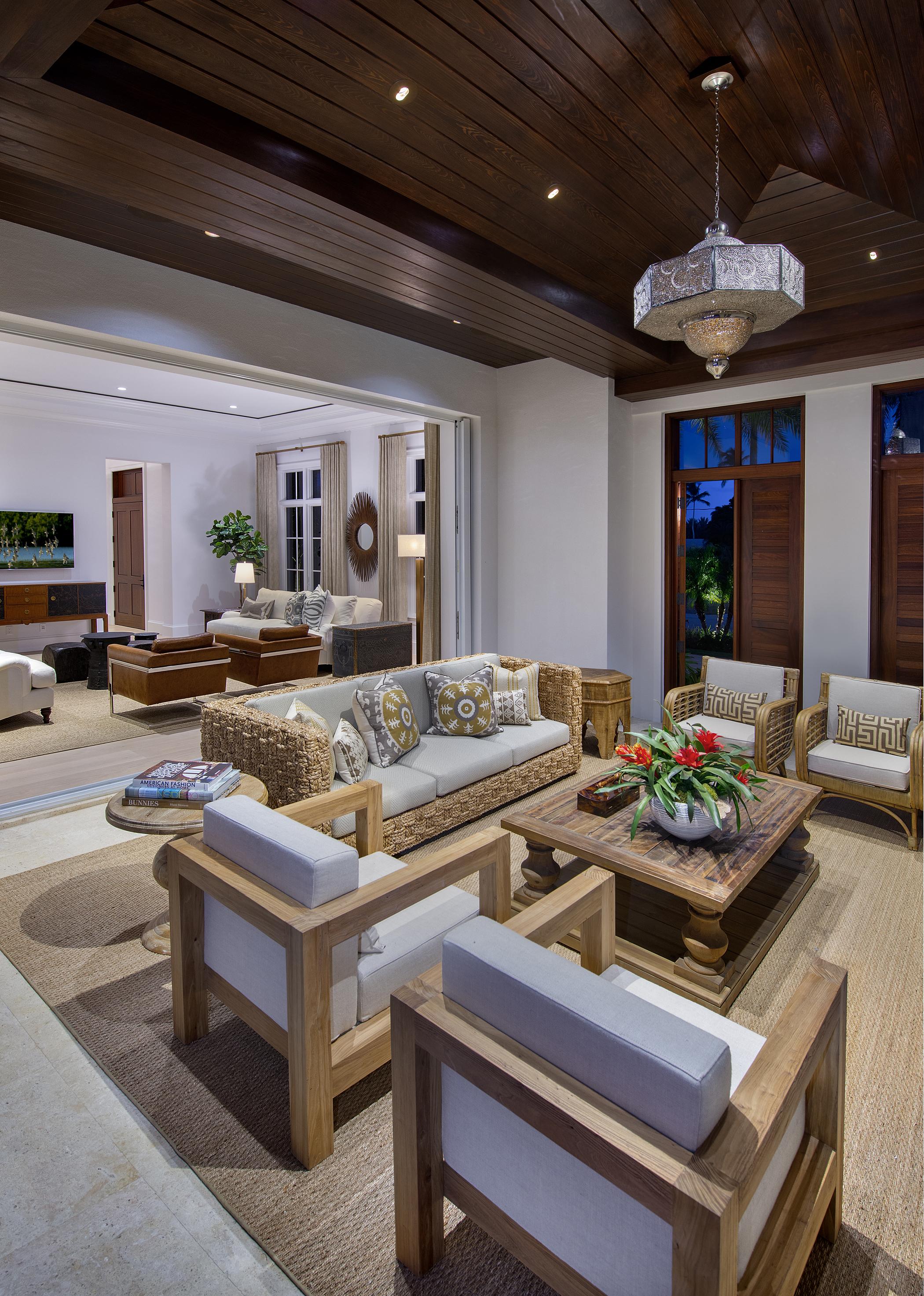 Jeffrey Fisher Home Luxury Interior Design Imagined Home Decor Sun Room