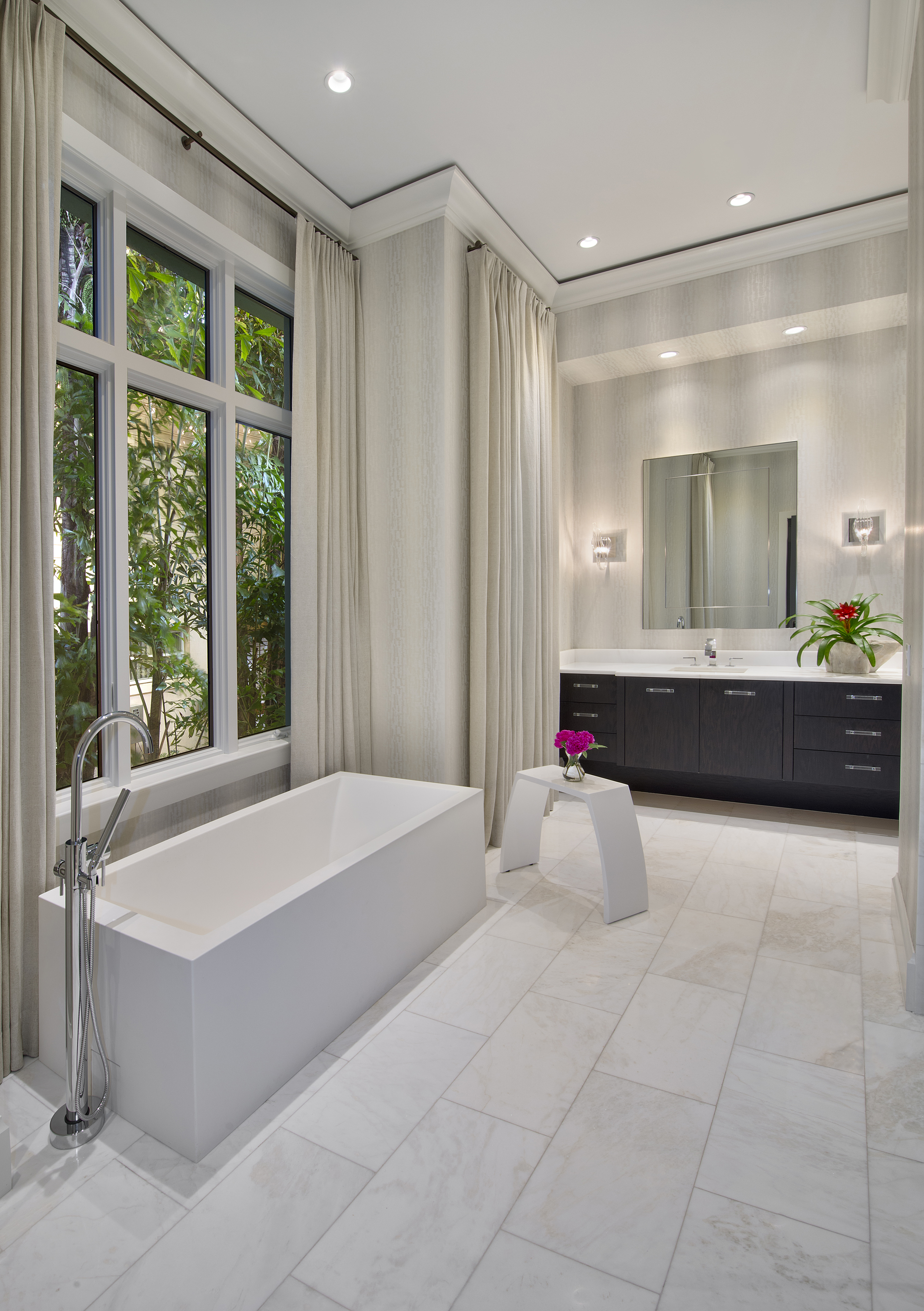 Jeffrey Fisher Home Luxury Interior Design Imagined Home Decor Custom Bathroom