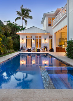 Jeffrey Fisher Home Luxury Interior Design Imagined Home Decor Exterior Pool