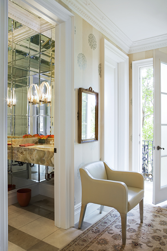 Jeffrey Fisher Home Luxury Interior Design Imagined Home Decor Foyer