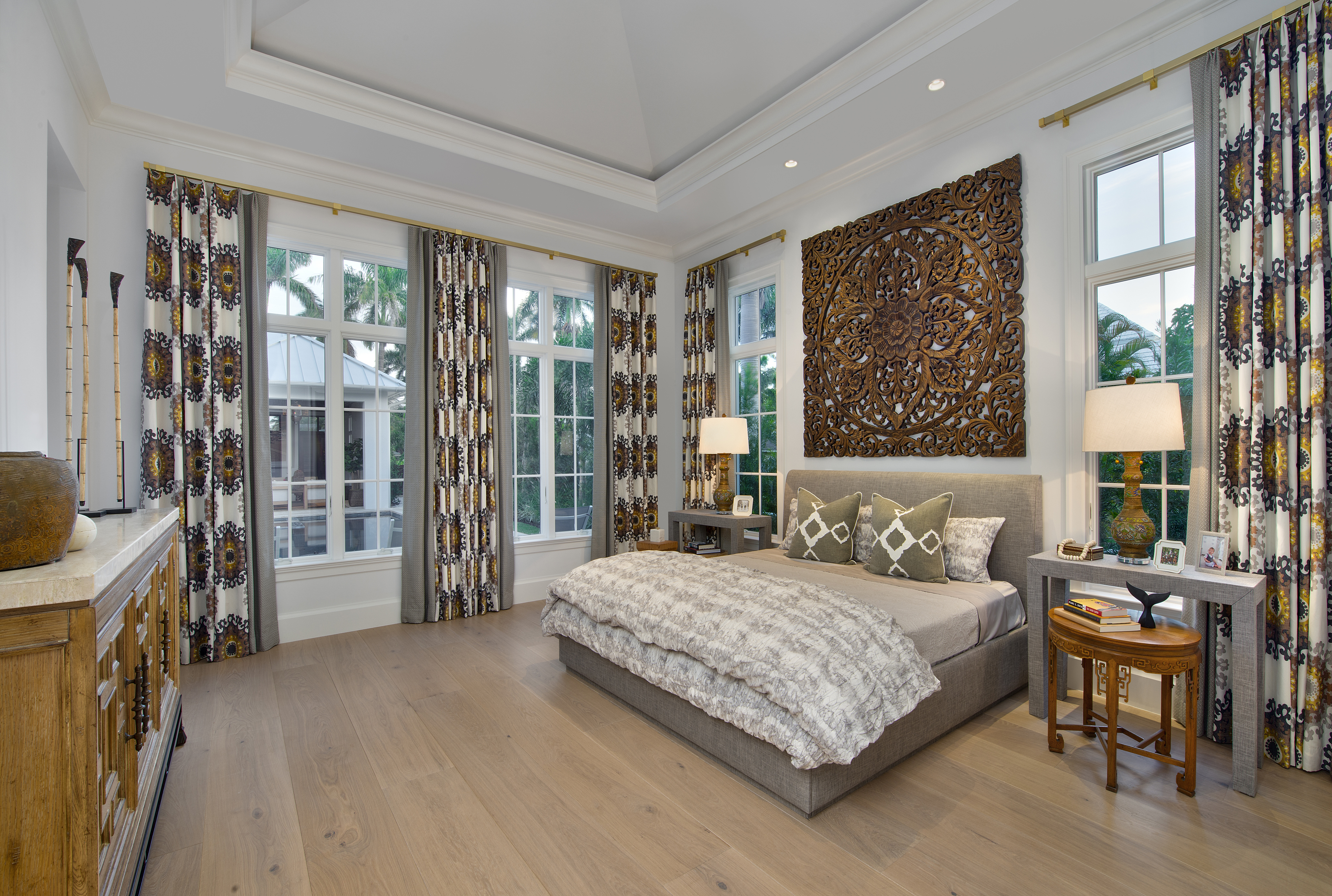 Jeffrey Fisher Home Luxury Interior Design Imagined Home Decor Master Bedroom