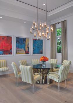 Jeffrey Fisher Home Luxury Interior Design Imagined Home Decor Breakfast Room